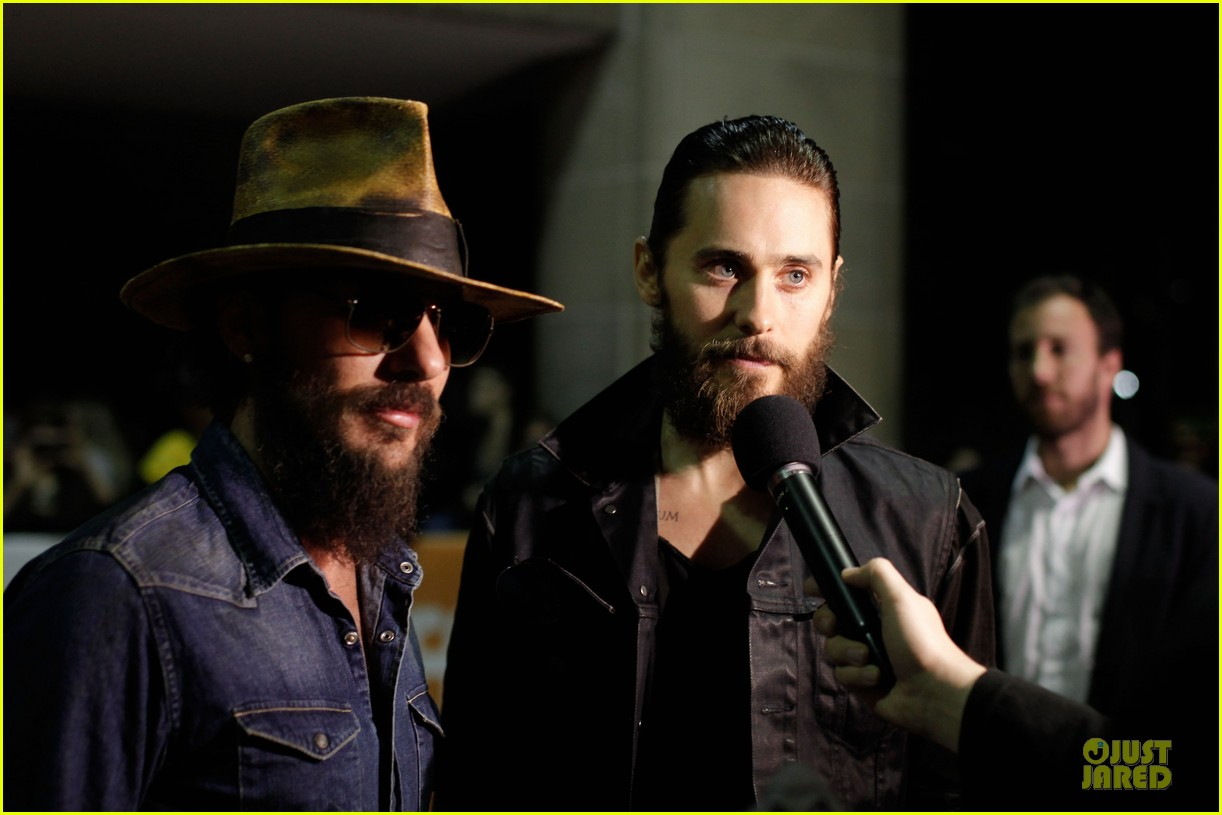 jared leto artifact tiff premiere 02