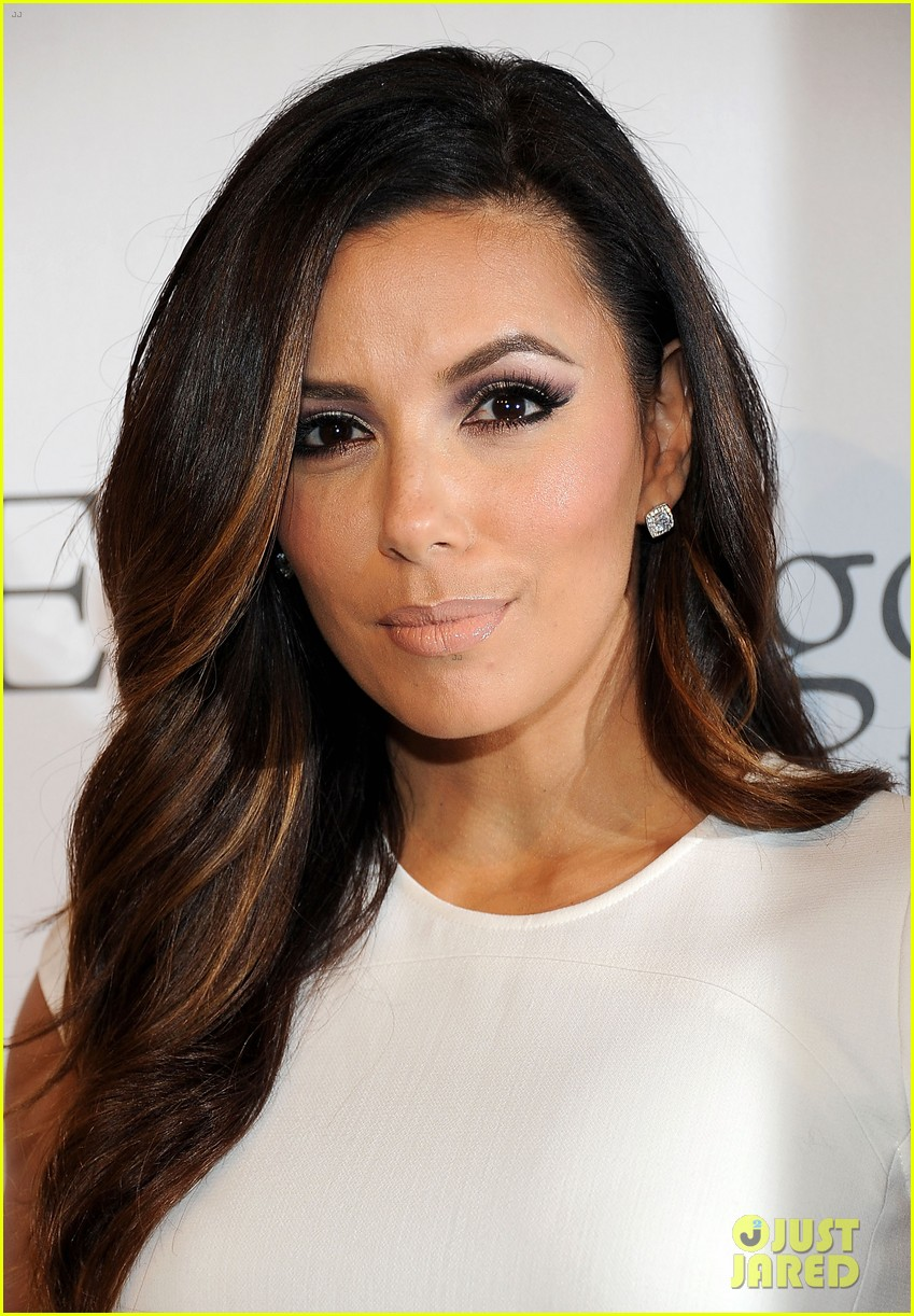 eva longoria pre alma awards charity dinner 02