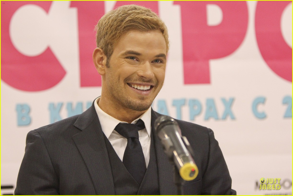 kellan lutz syrup press conference moscow 04