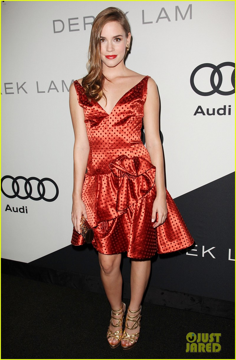 ashley madekwe christa b allen audi 2012 emmy awards party 04