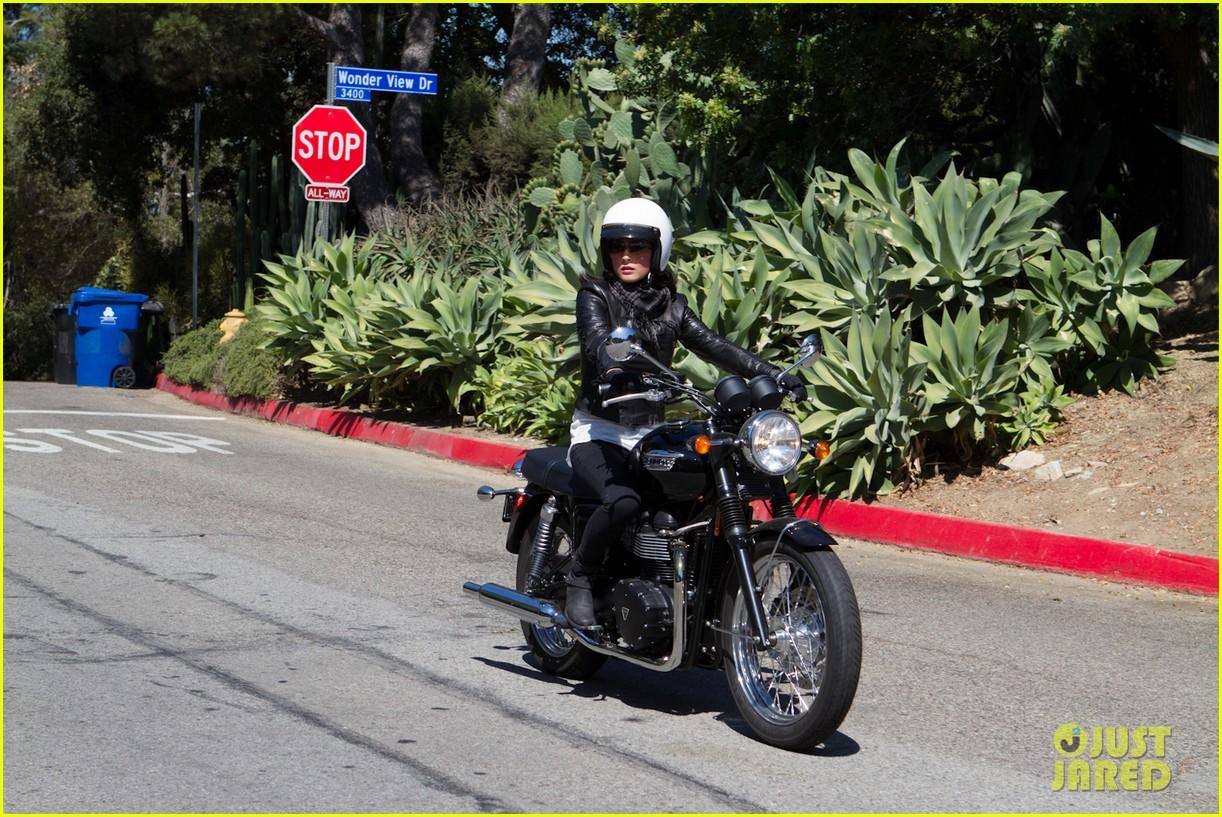 olivia munn biker babe 192717649