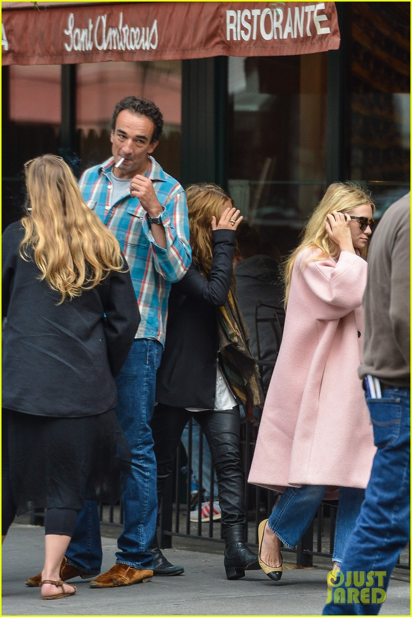 ashley mary kate olsen lunch with oliver sarkozy 08