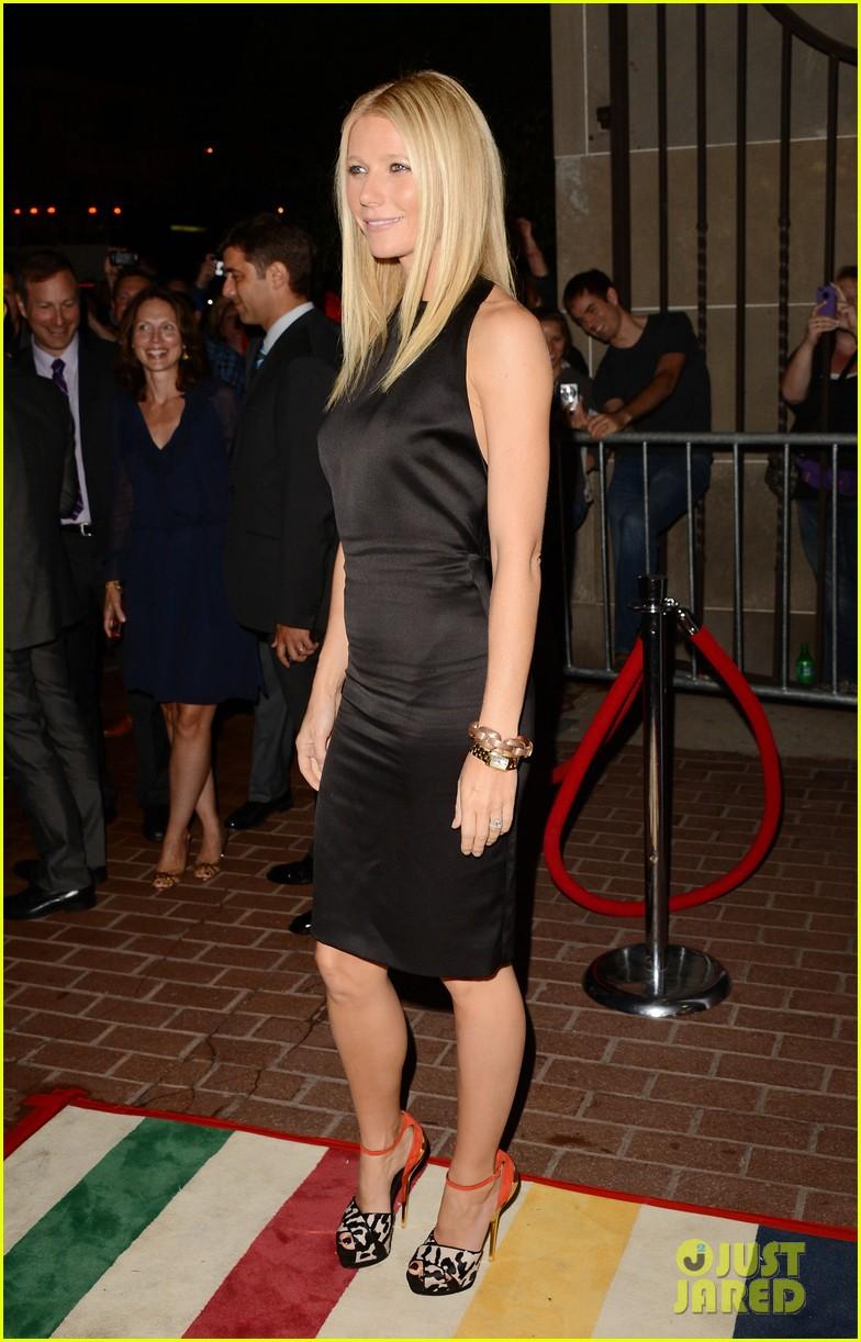 Gwyneth Paltrow: 'Thanks for Sharing' TIFF Premiere! Gwyneth Paltrow
