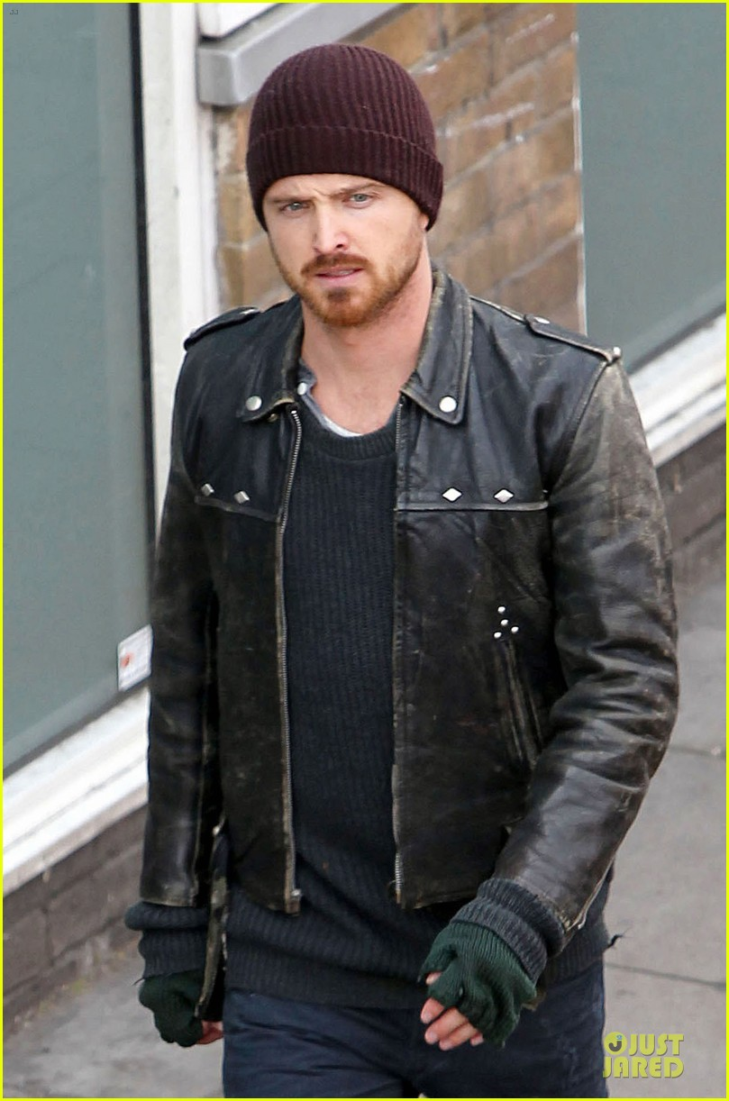 aaron paul a long way down filming 062713727