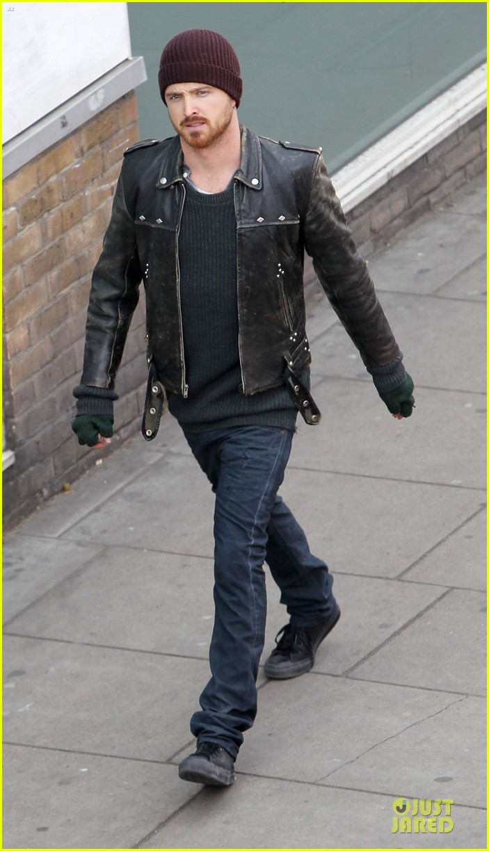 aaron paul a long way down filming 07