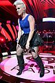 pink flies during iheartradio music festival performance 15