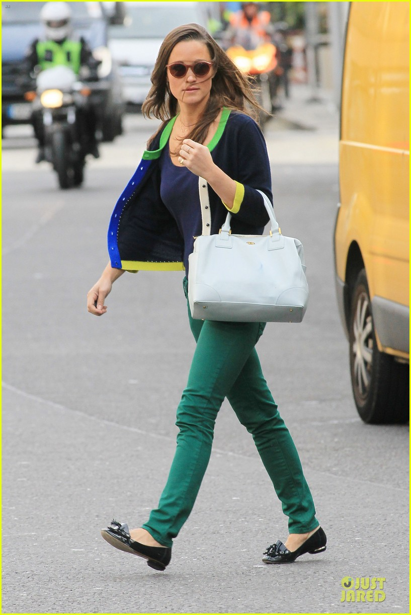 pippa middleton coffee run in chelsea 112725487