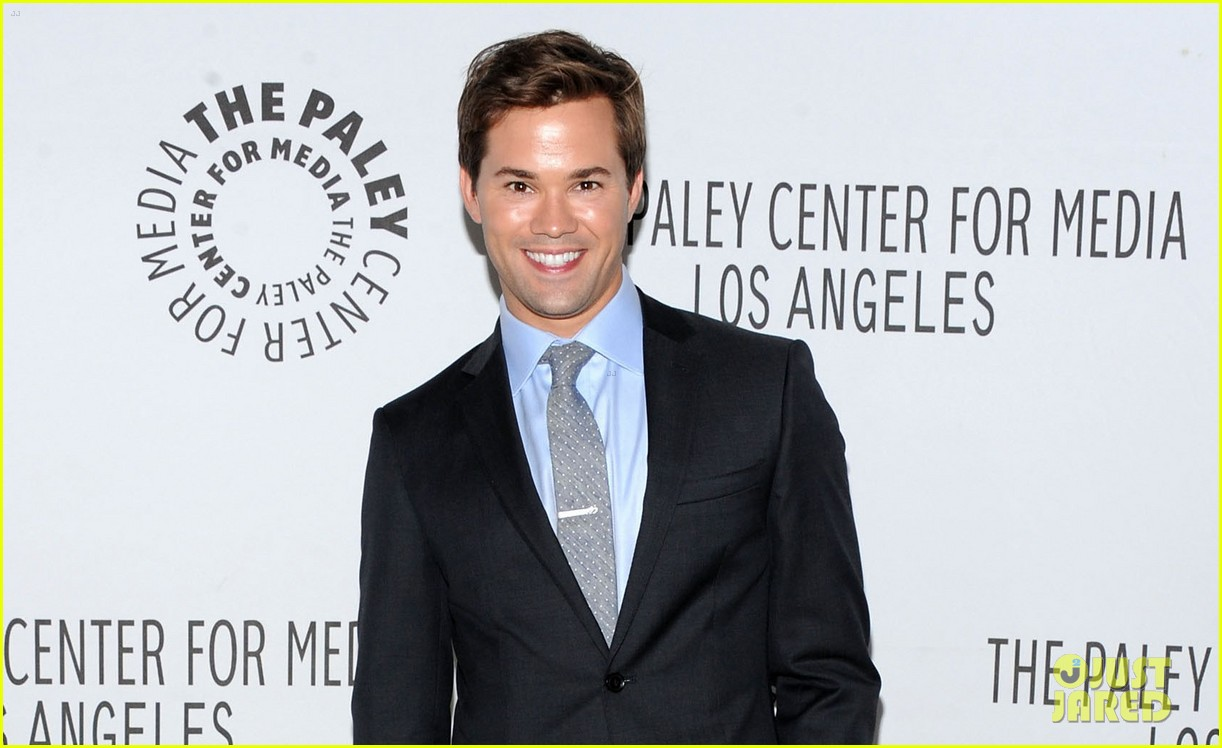 andrew rannells new normal paley center 04