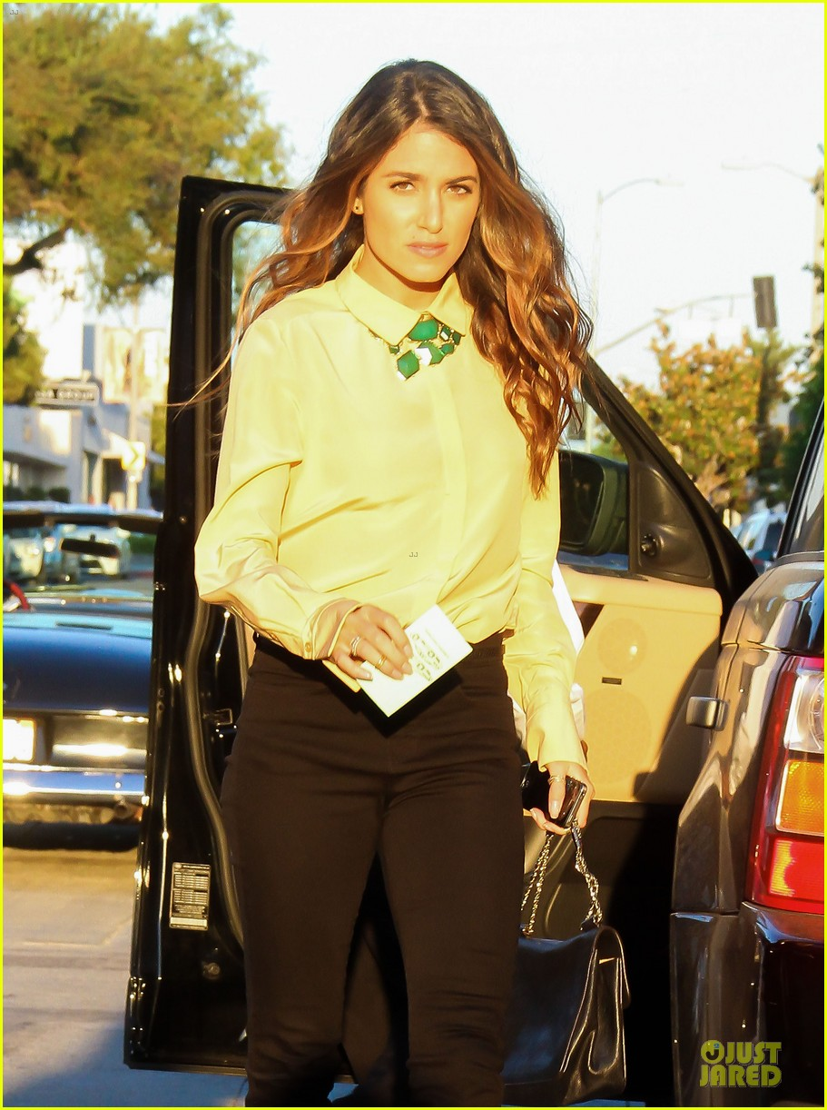 nikki reed jackson rathbone son godmother 02