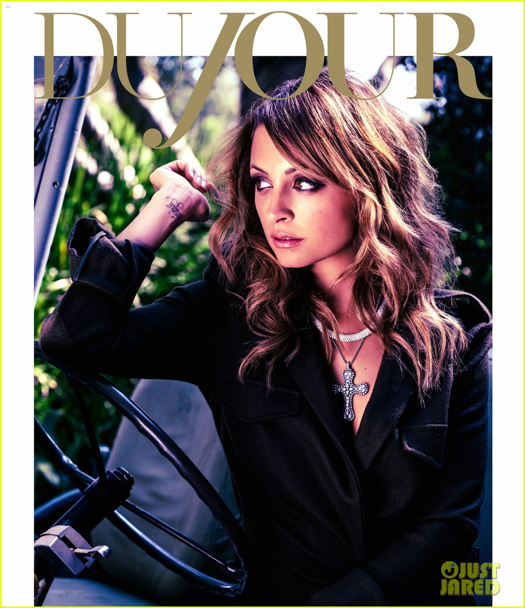 nicole richie covers dujour october 2012 02