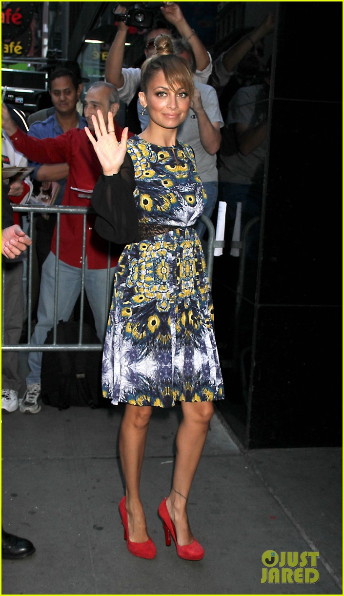 nicole richie new york city appearances 01