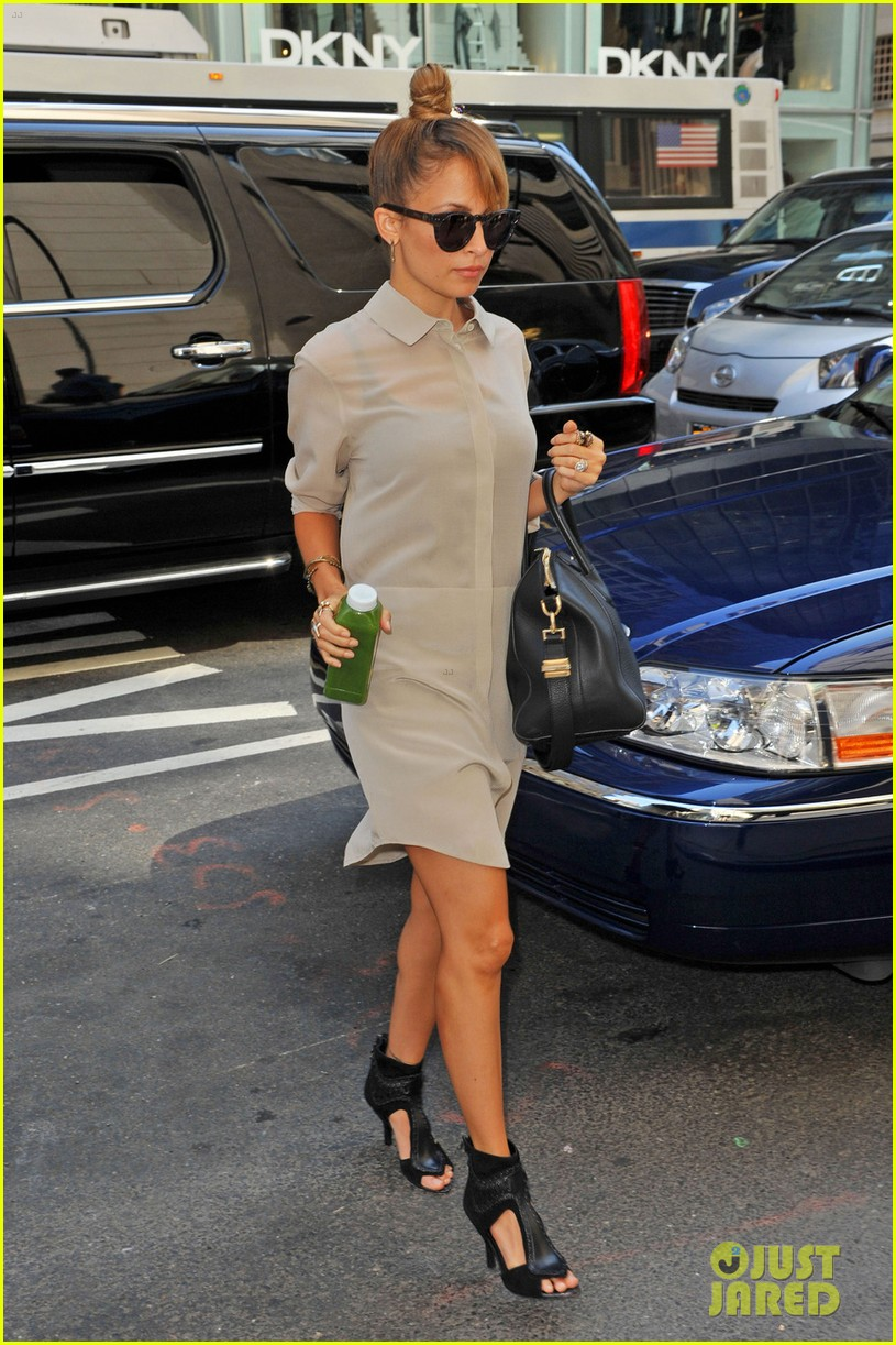 nicole richie new york city appearances 032721033