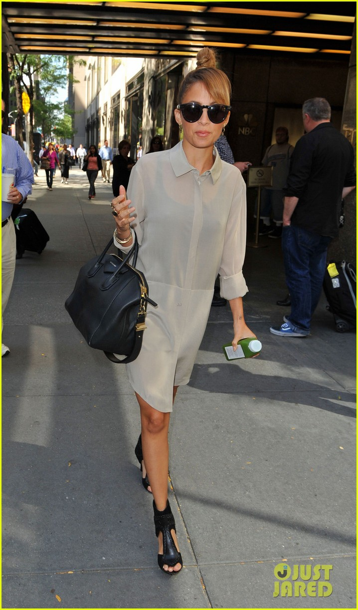 nicole richie new york city appearances 06