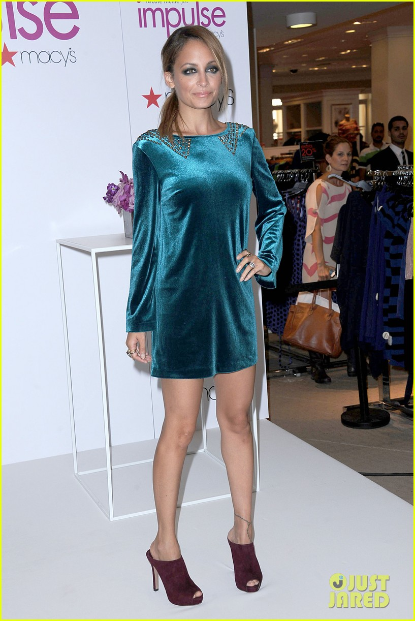 nicole richie new york city appearances 10