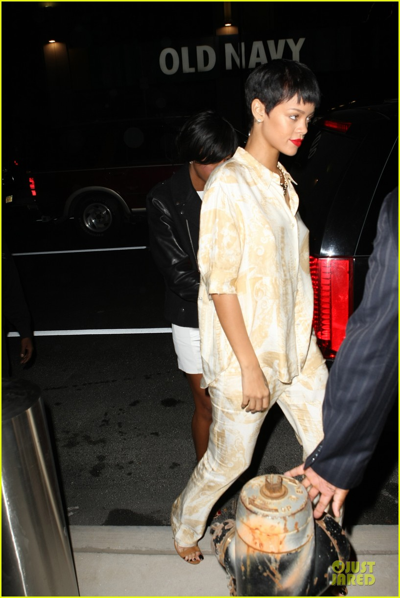 rihanna forty forty club opening 17