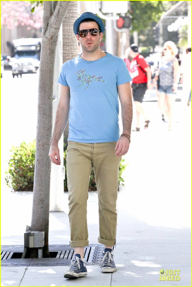 zachary quinto rodeo drive shopping 052725085