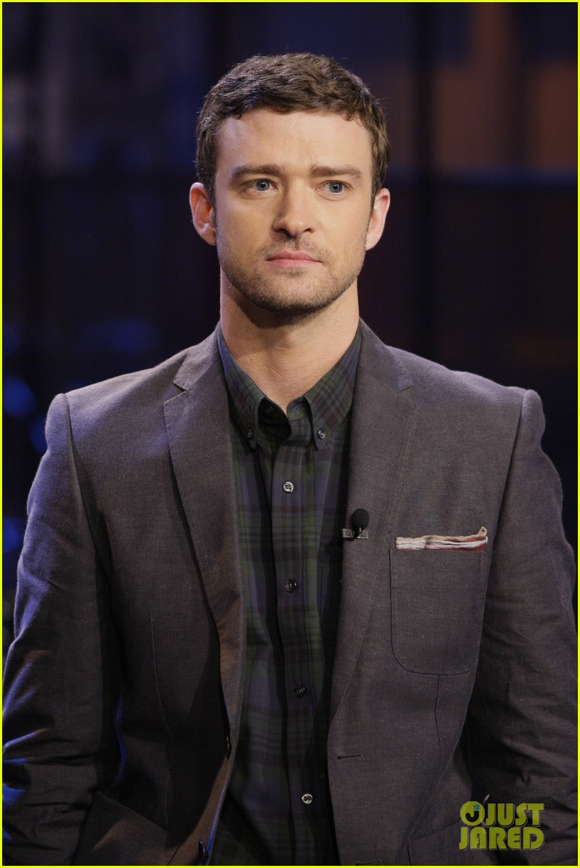 justin timberlake tonight show with jay leno appearance 032724627