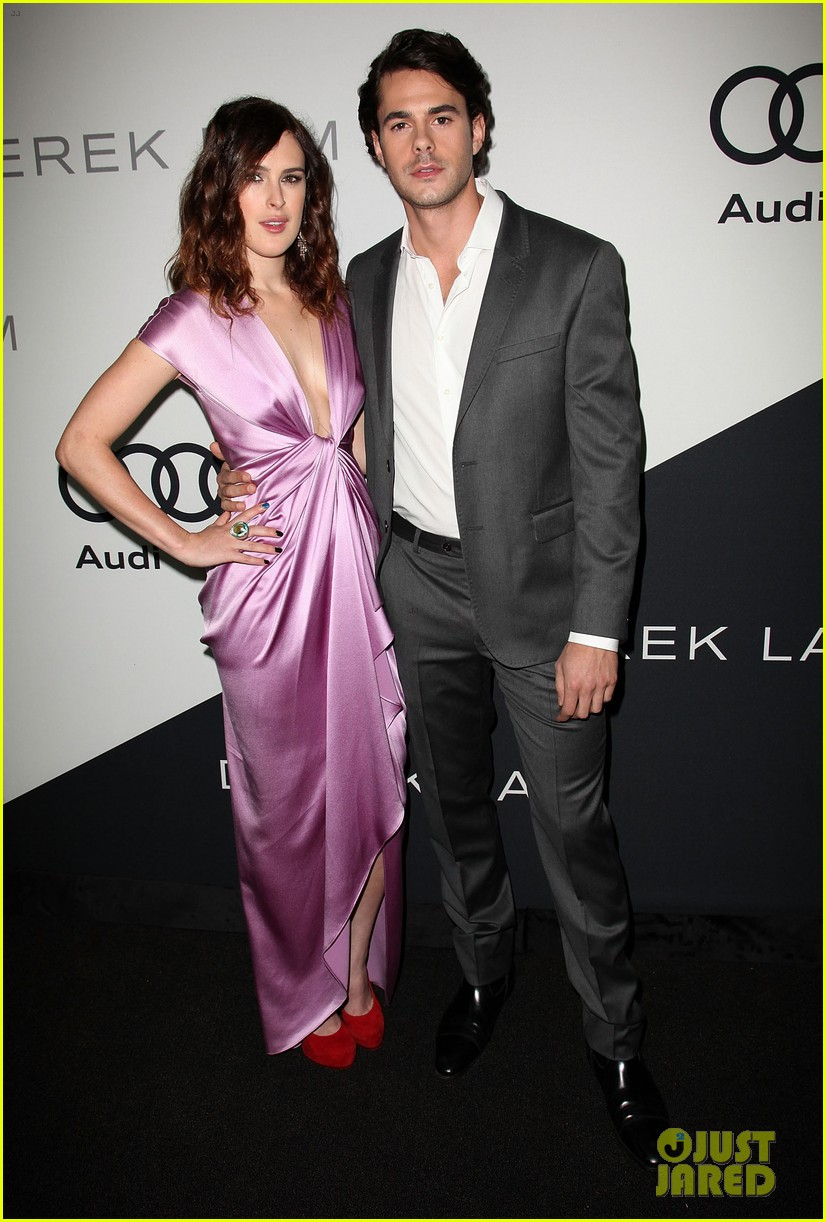 kate walsh rumer willis audi 2012 emmy awards party 25