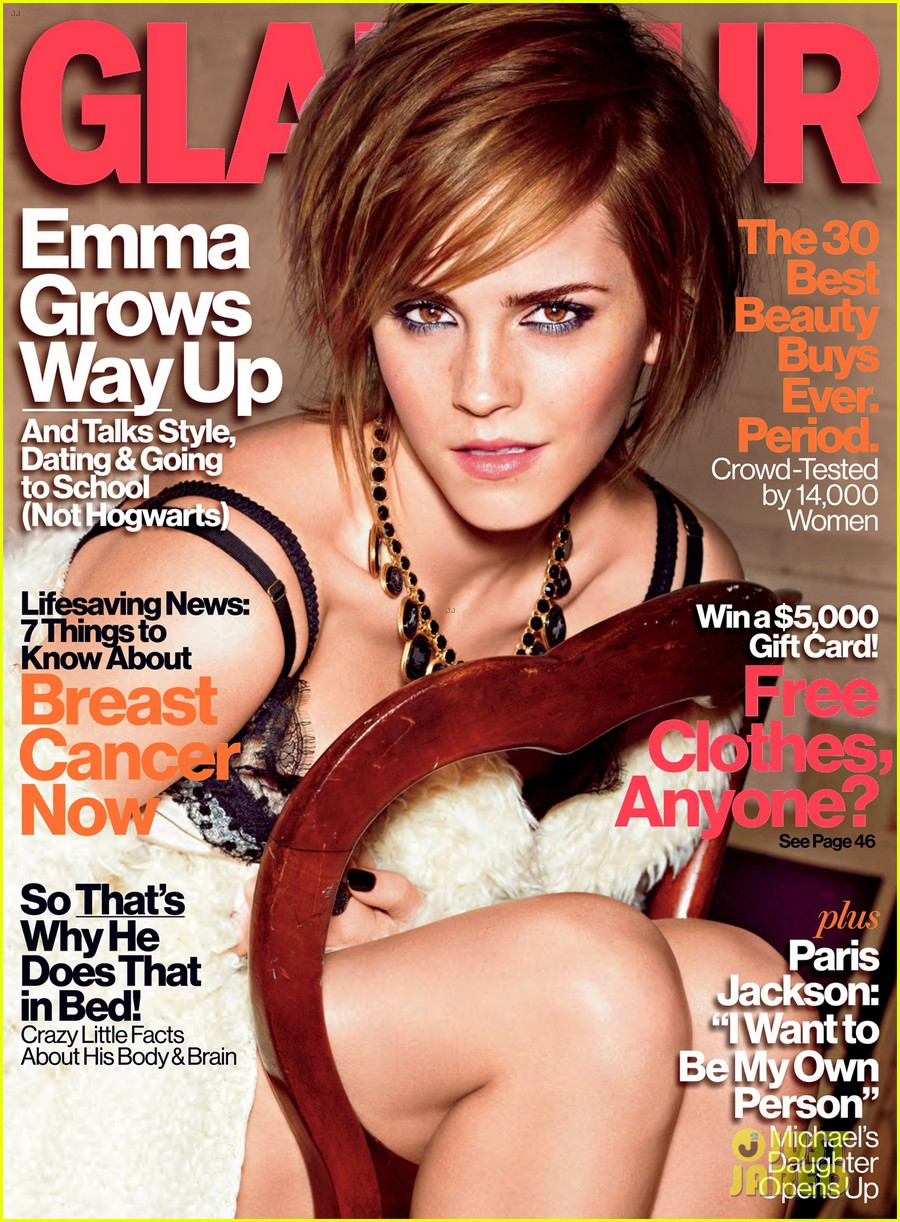 emma watson covers glamour october 2012 04