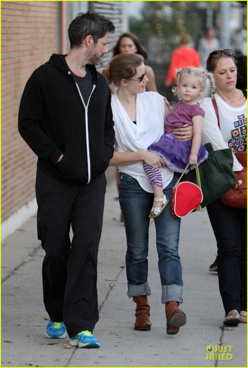 amy adams little next door restaurant with aviana 182745827