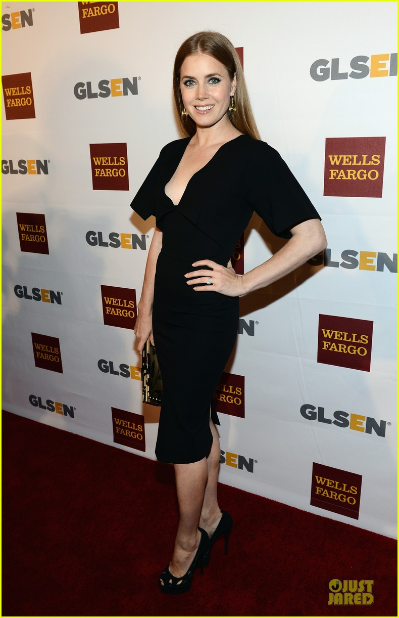 amy adams joe manganiello glsen awards 072733723