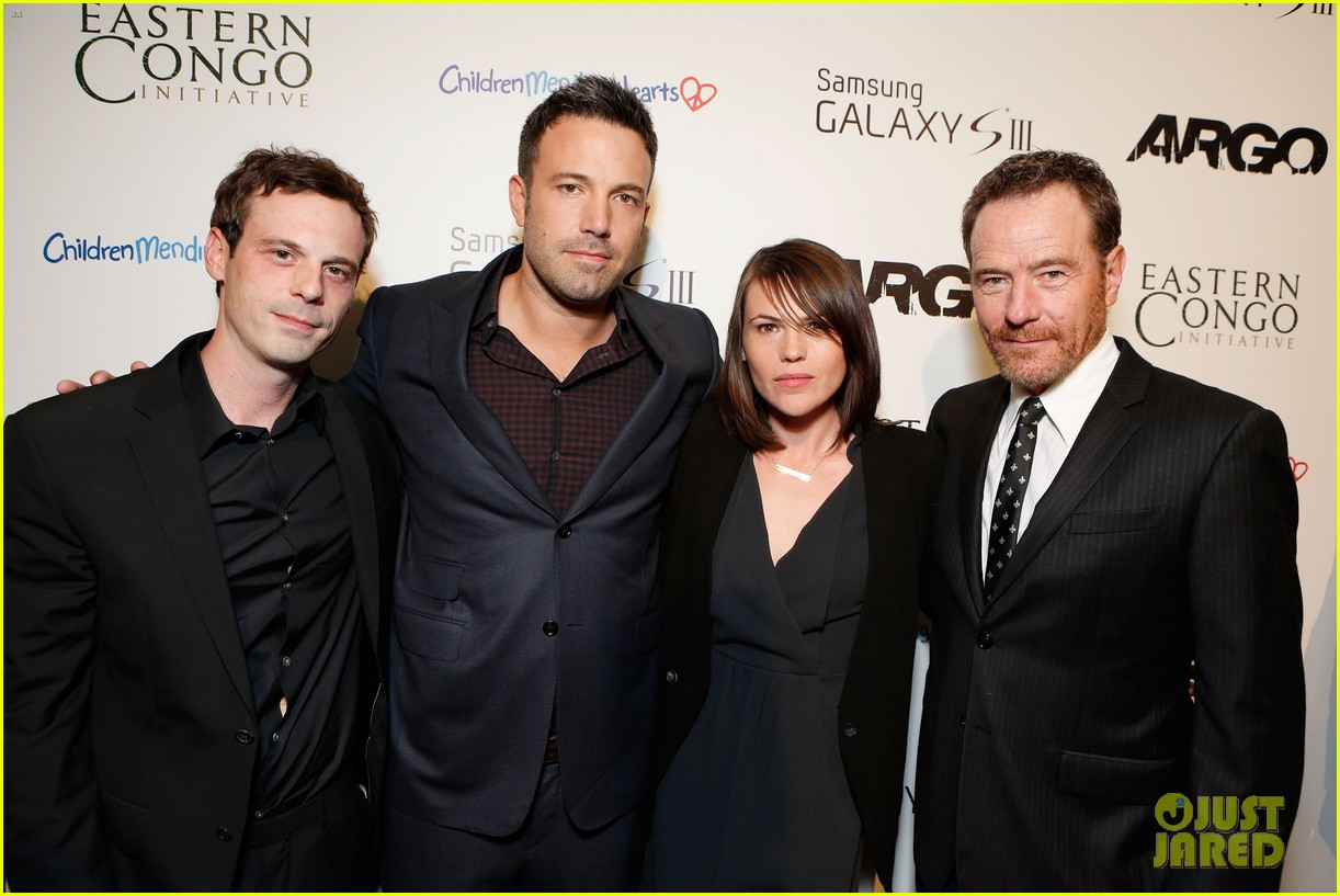 ben affleck argo chartiy screening 02
