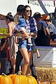 jessica alba alessandra ambrosio mr bones pumpkin patch beauties 26