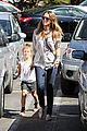 jessica alba honor warren mommy day 15
