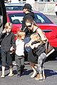 angelina jolie halloween shopping with the kids 33