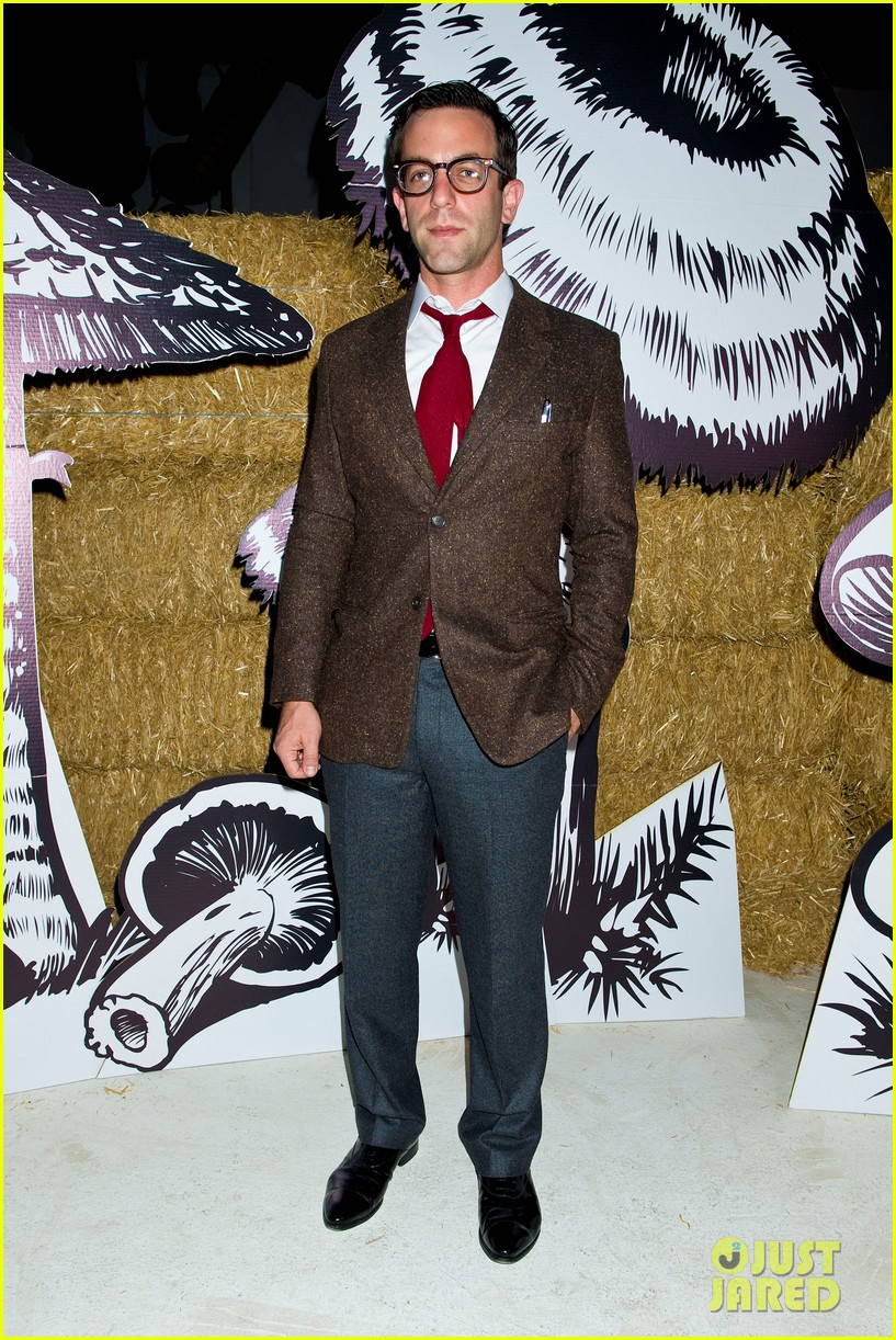 ben barnes just jared halloween party 2012 01