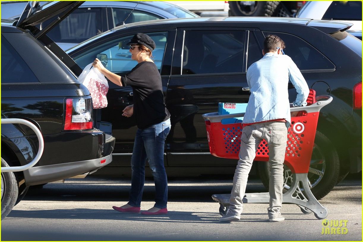drew barrymore will kopelman post baby lunch 322742433