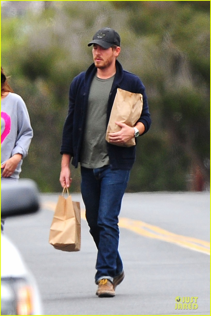 drew barrymore will kopelman post baby lunch 37