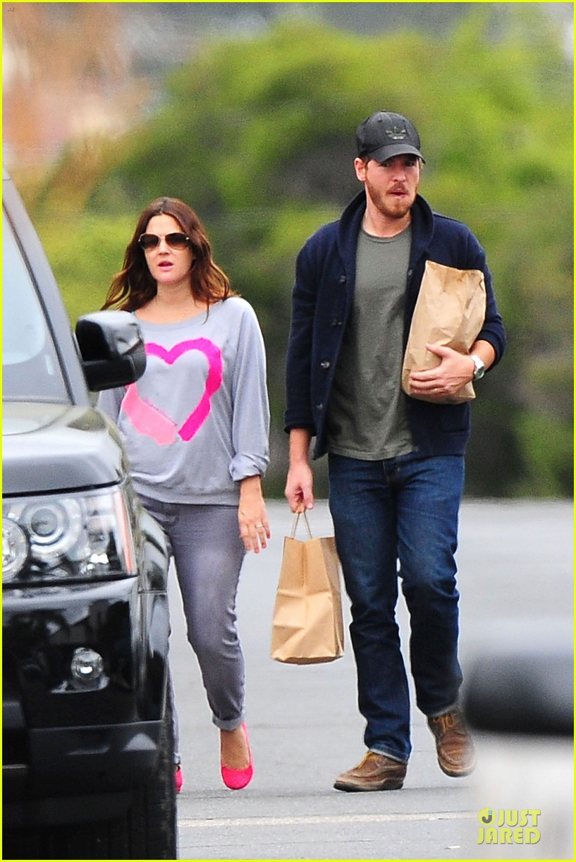 drew barrymore will kopelman post baby lunch 382742439
