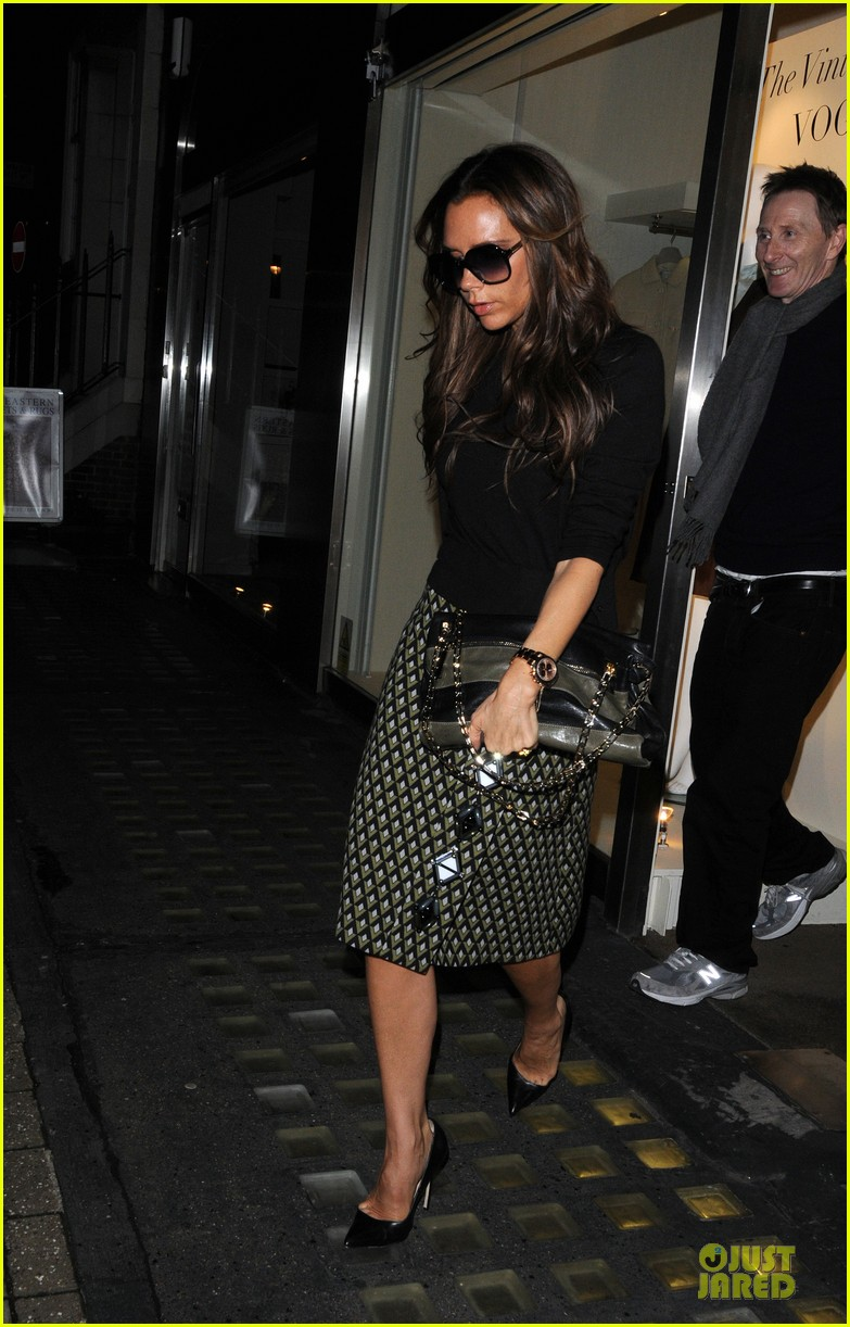 victoria beckham is not pregnant 082738291