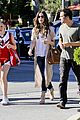 kate beckinsale tavern family lunch 05