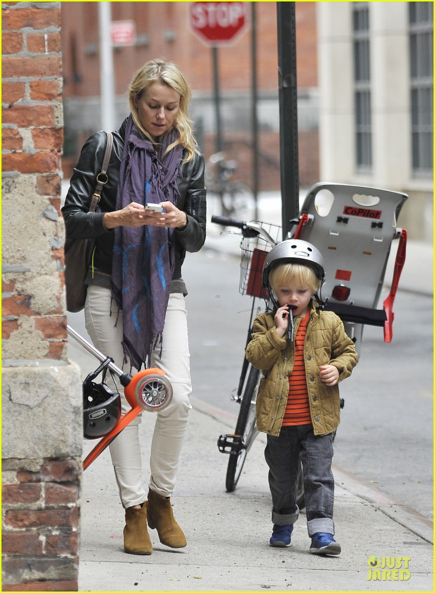 naomi watts i didnt know what to say to maria belon 07
