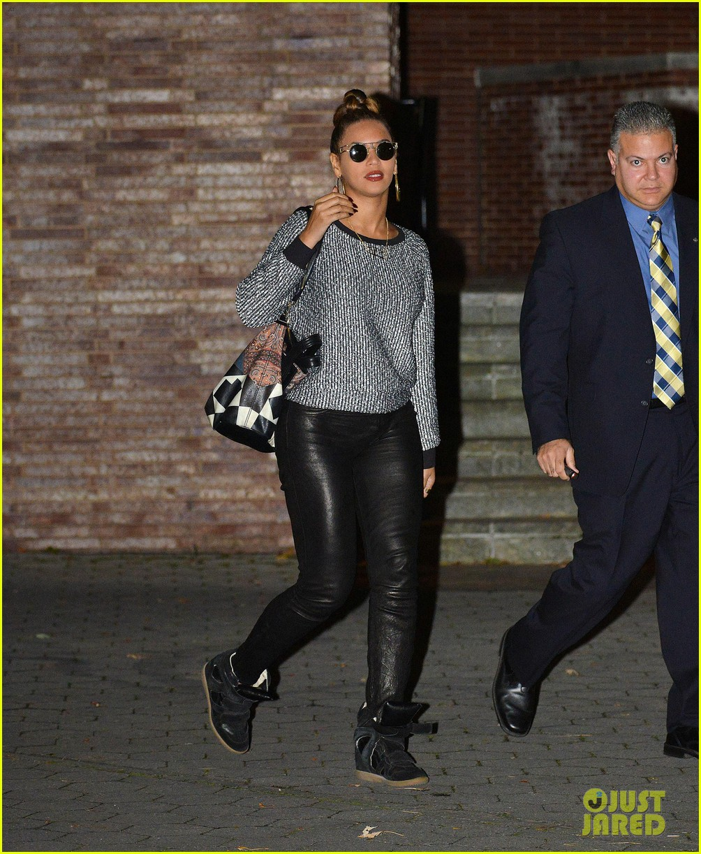 beyonce battery park dinner date with jay z 032741749