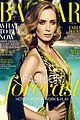 emily blunt covers bazaar australia magazine 06