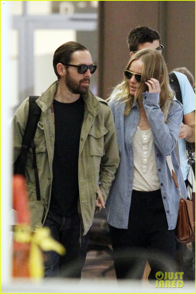 kate bosworth michael polish new orleans for homefront 02