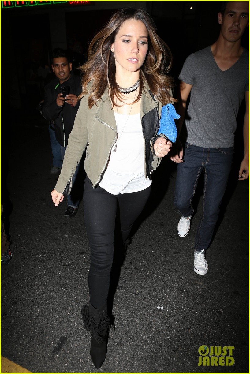 sophia bush prince sayers club concert 032745620