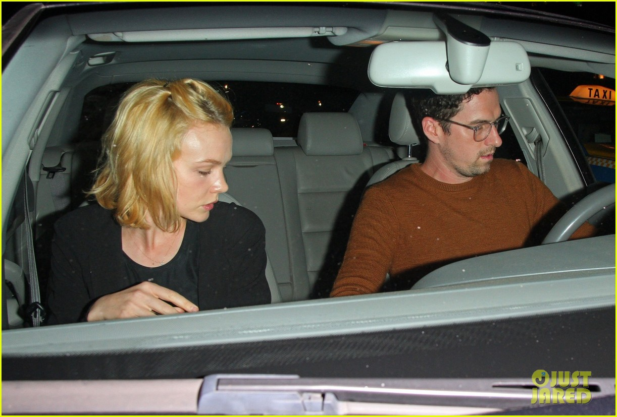 carey mulligan chateau marmont night out 03