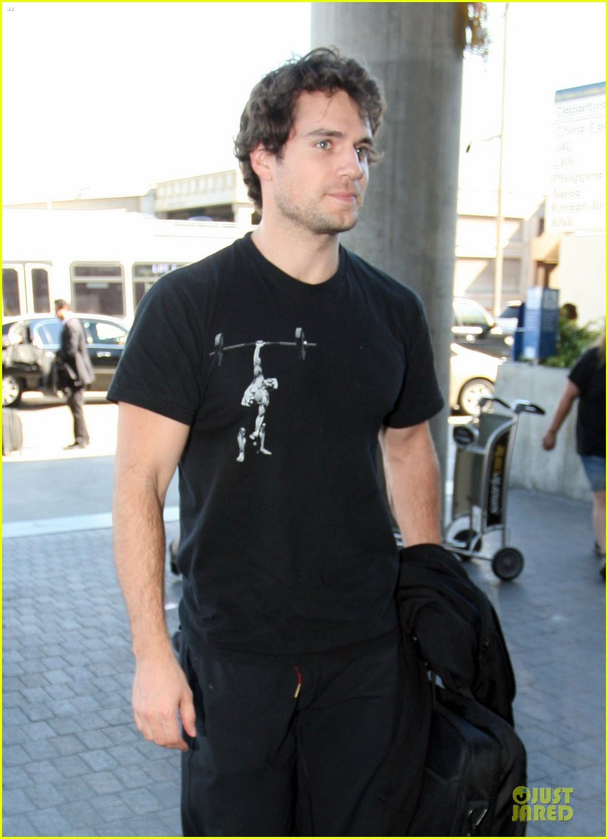 henry cavill is superman raves man of steel costar 022745738
