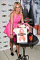 kristin chenoweth toasts to cancer survivors 09