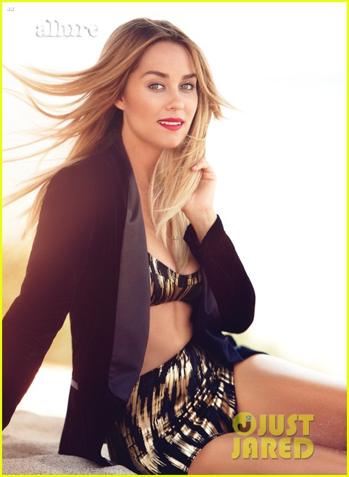 lauren conrad covers allure november 2012 012739173