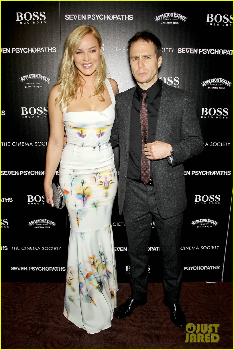 abbie cornish sam rockwell seven psychopaths in nyc 032736168