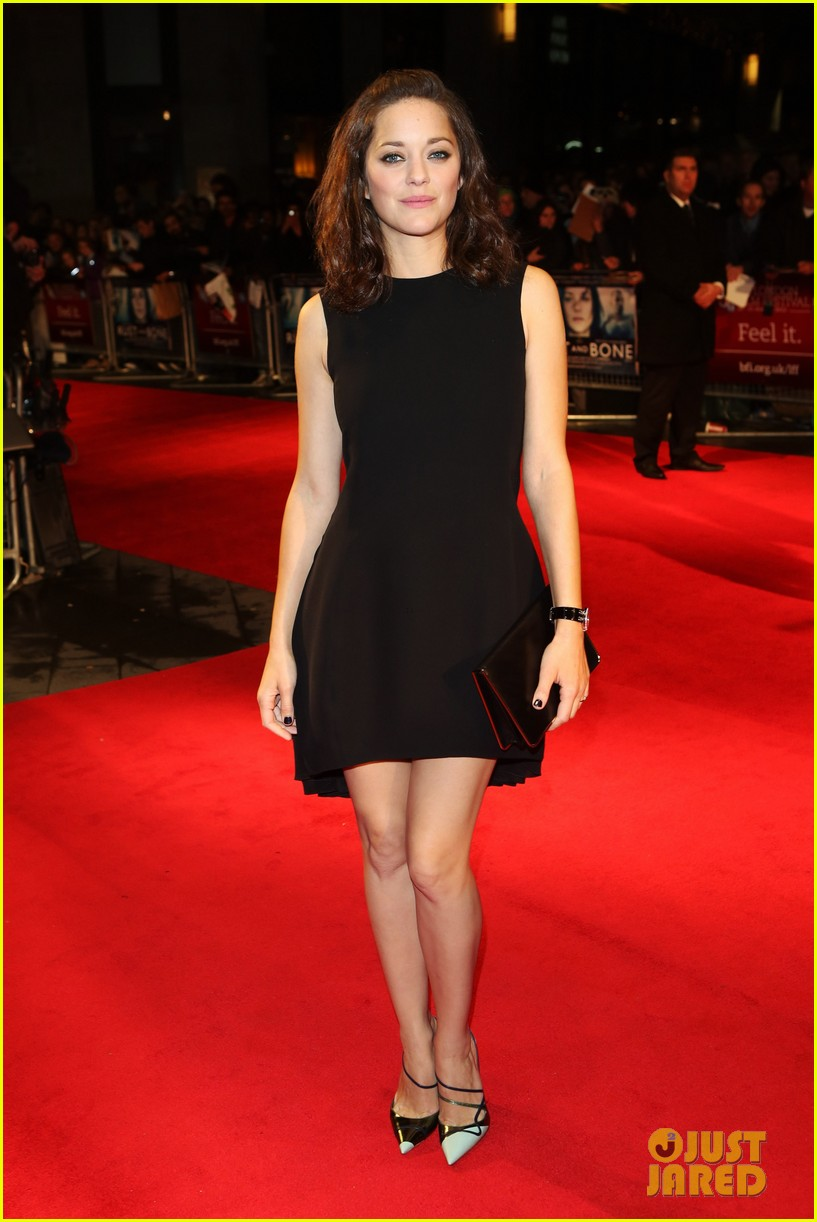 marion cotillard rust and bone london premiere 06
