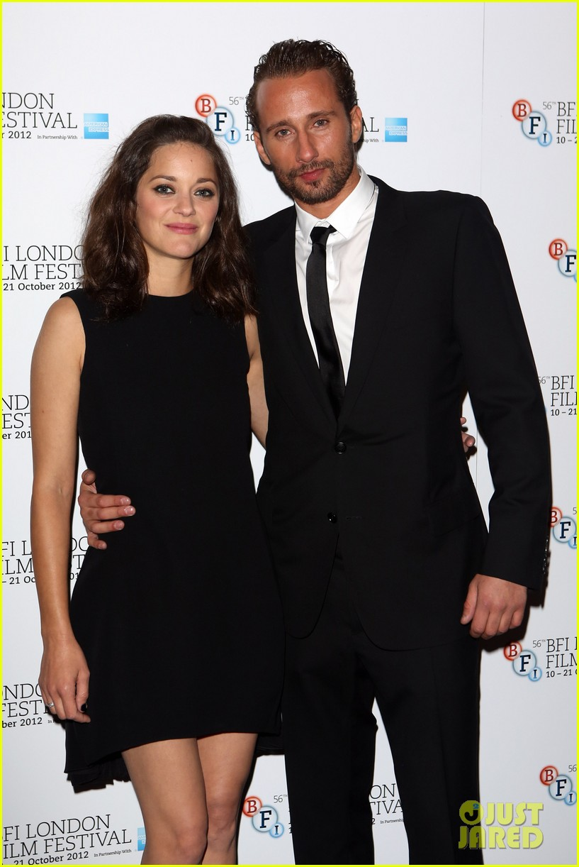 marion cotillard rust and bone london premiere 12