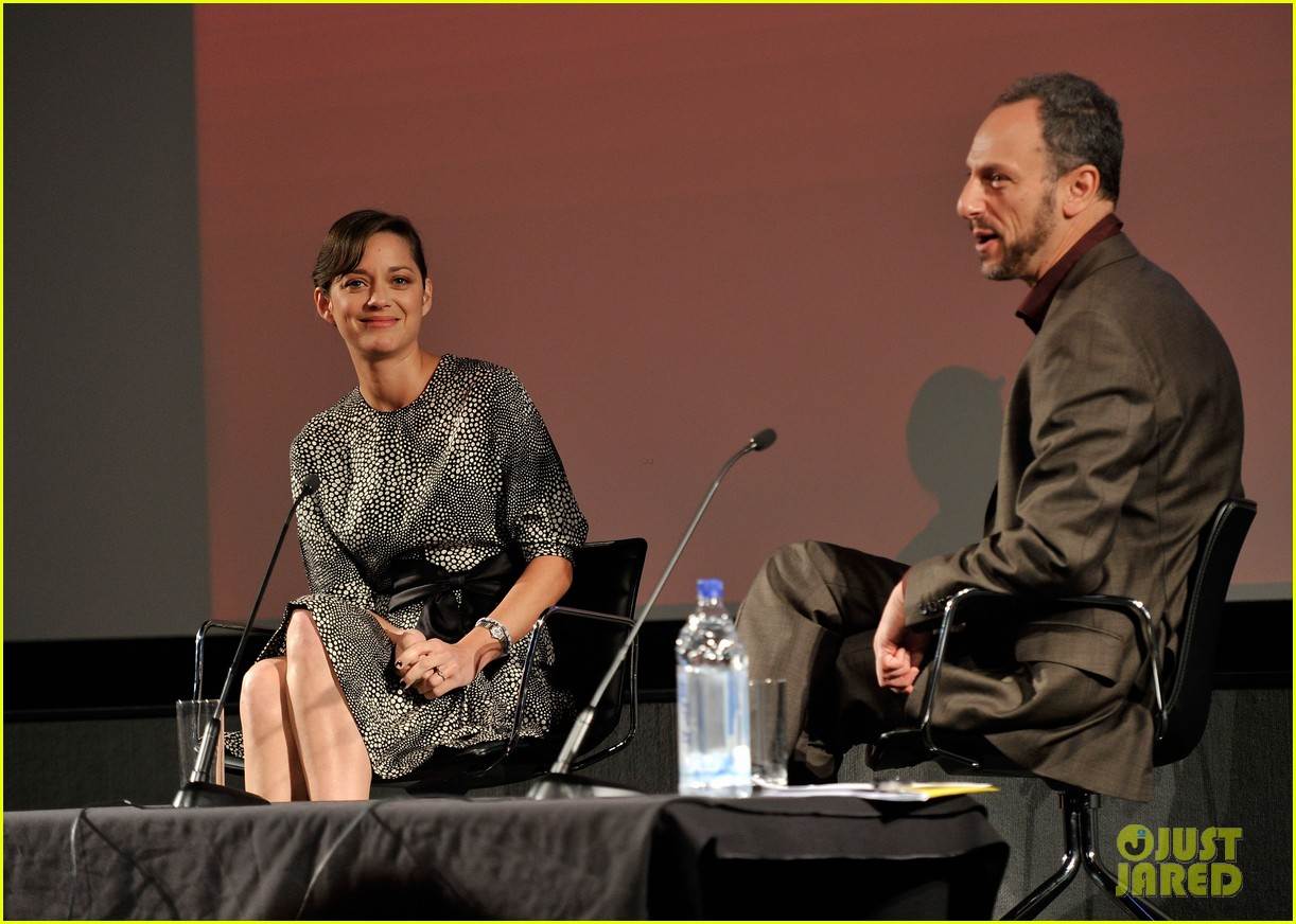 marion cotillard london film festival screen talk 07