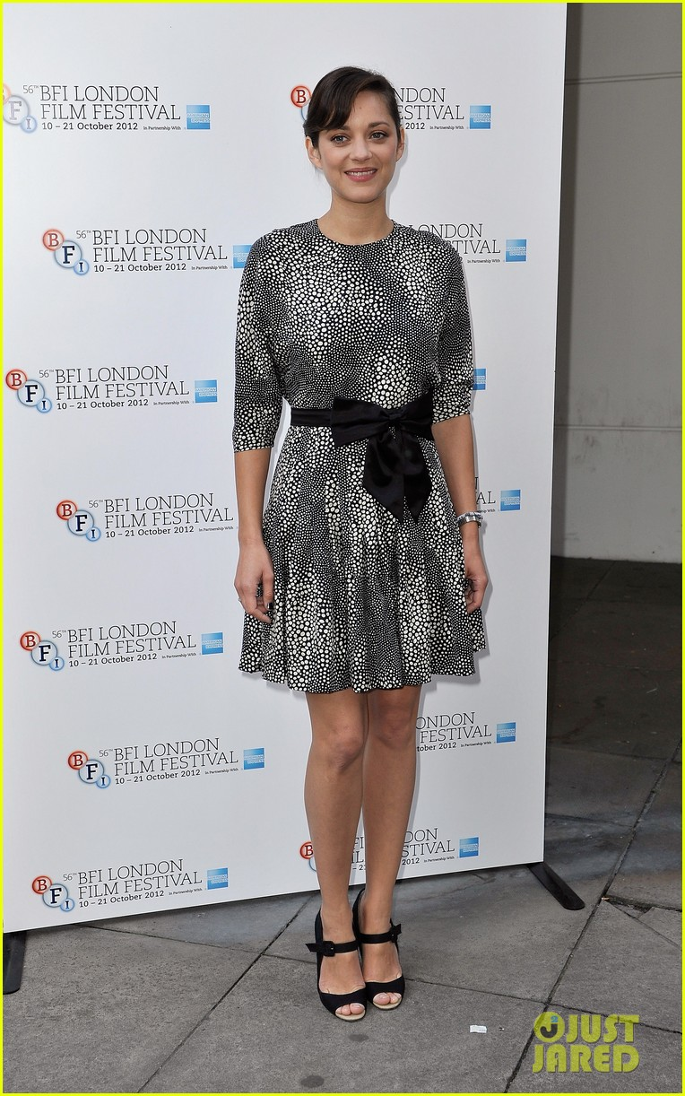 marion cotillard london film festival screen talk 10