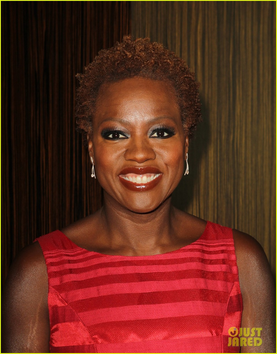 viola davis friendly house awards luncheon gala with russell brand 042746849